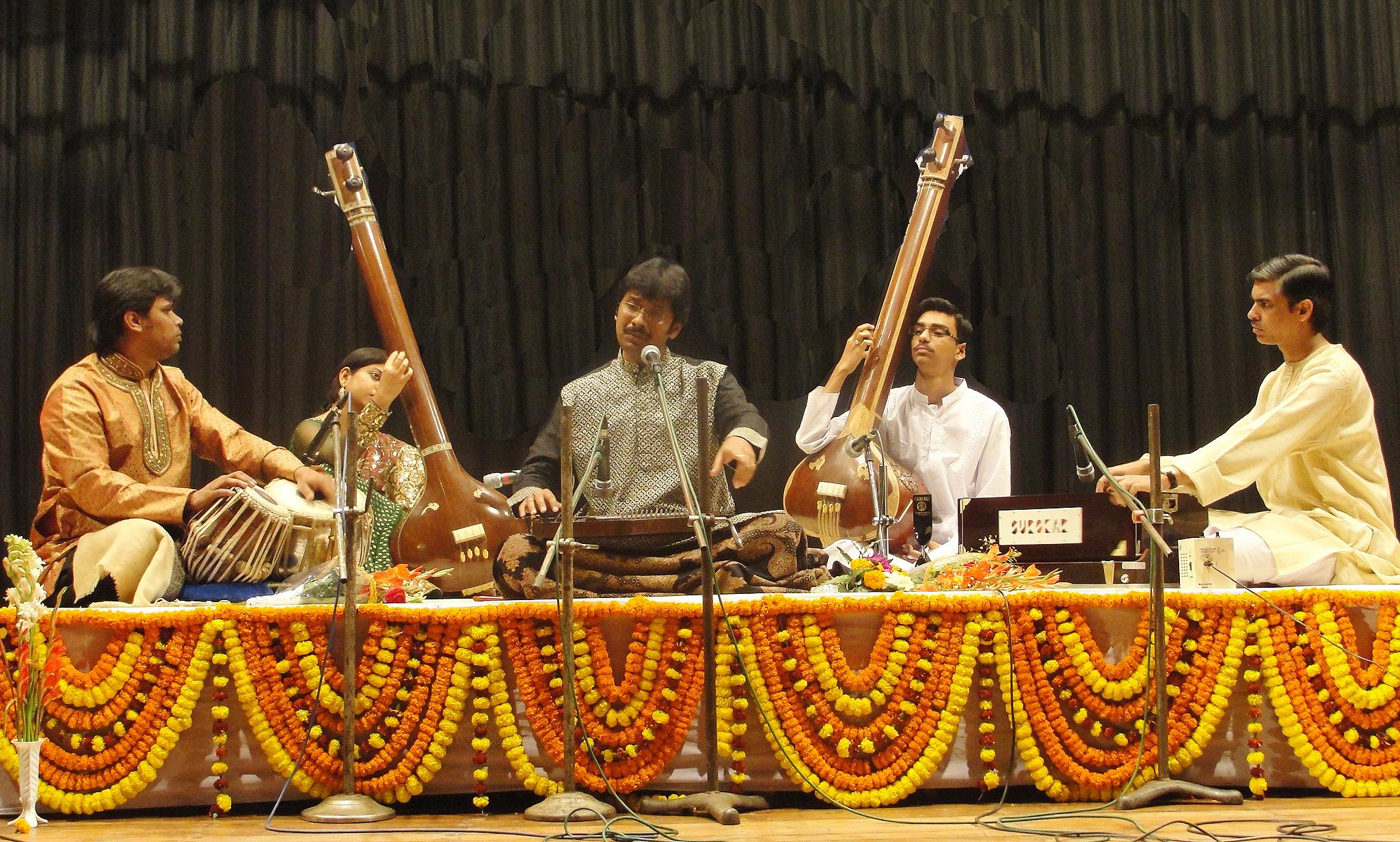music ngo india